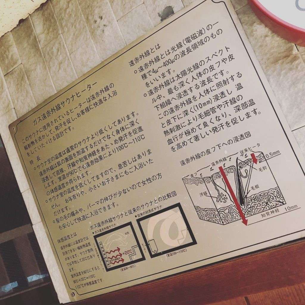 サウナ - 川崎 銭湯