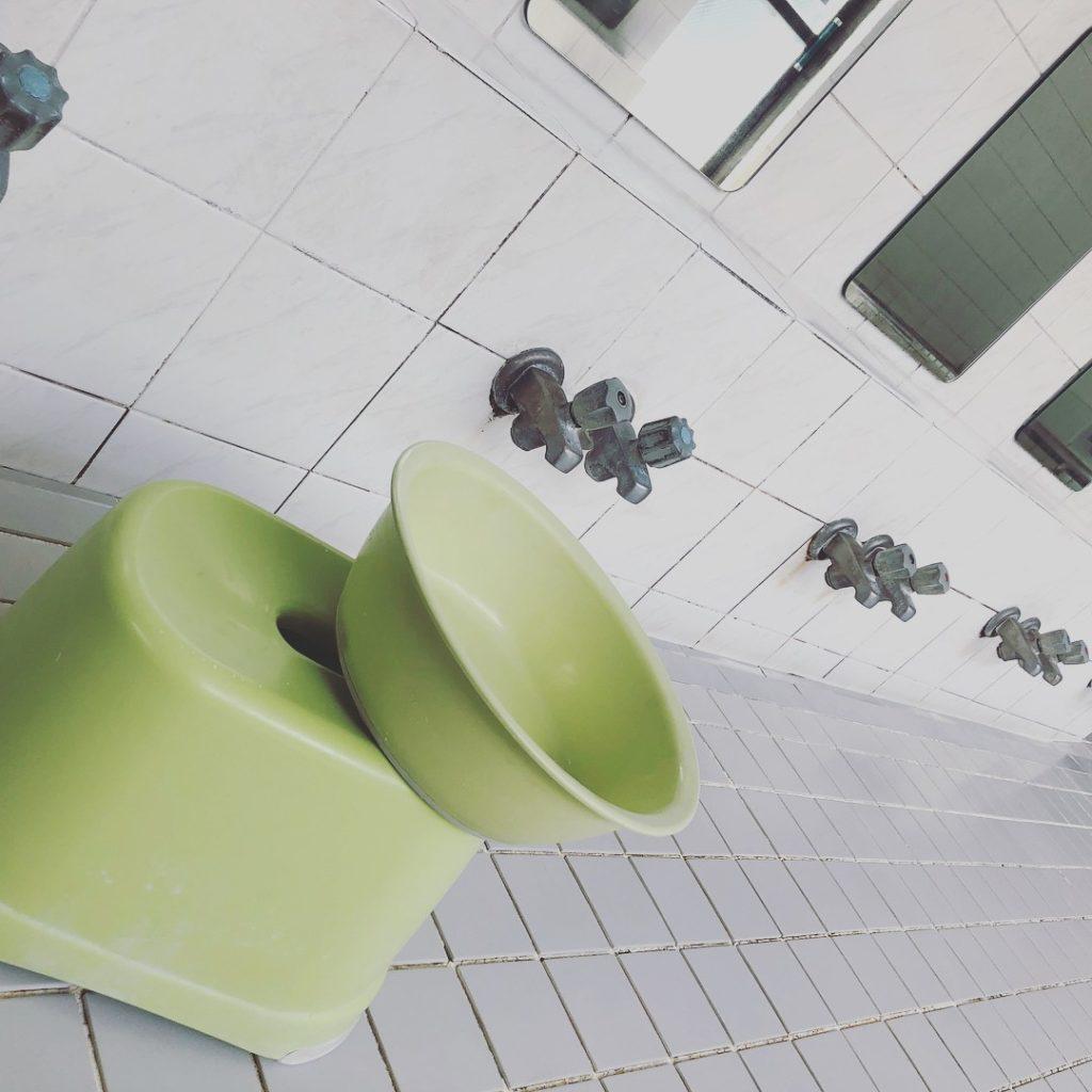 洗い場 - 川崎 銭湯